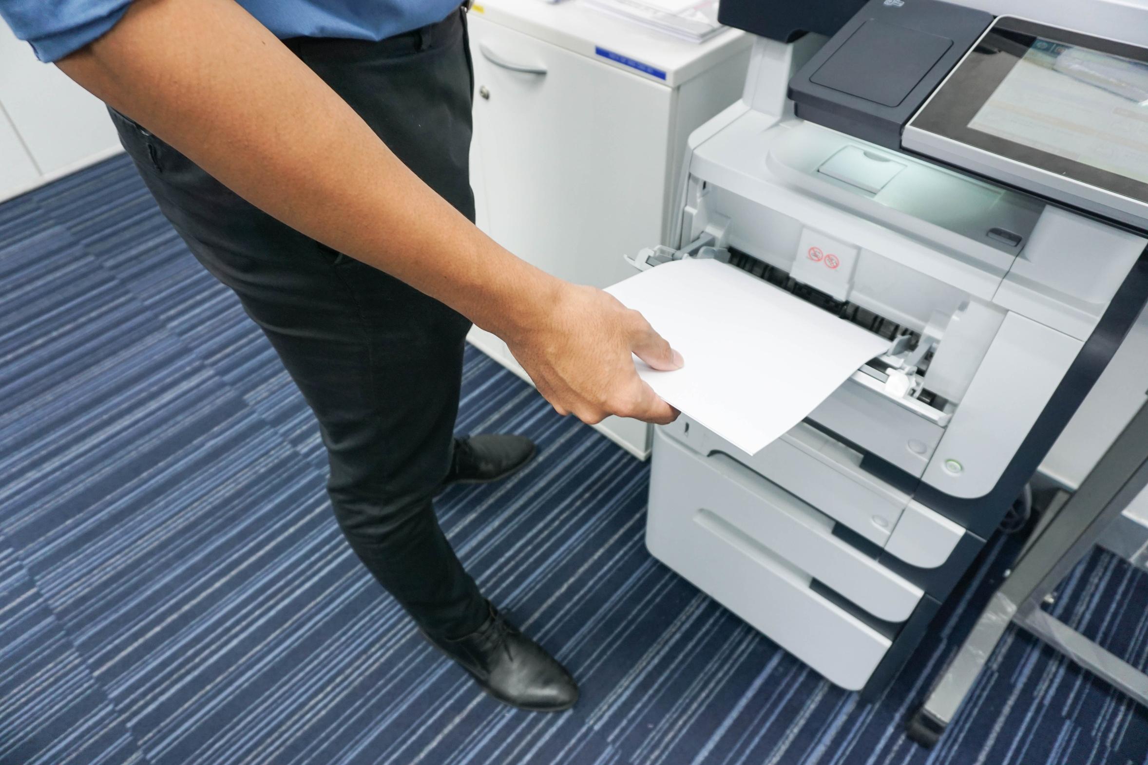 Les 5 coûts cachés de votre parc d'imprimantes