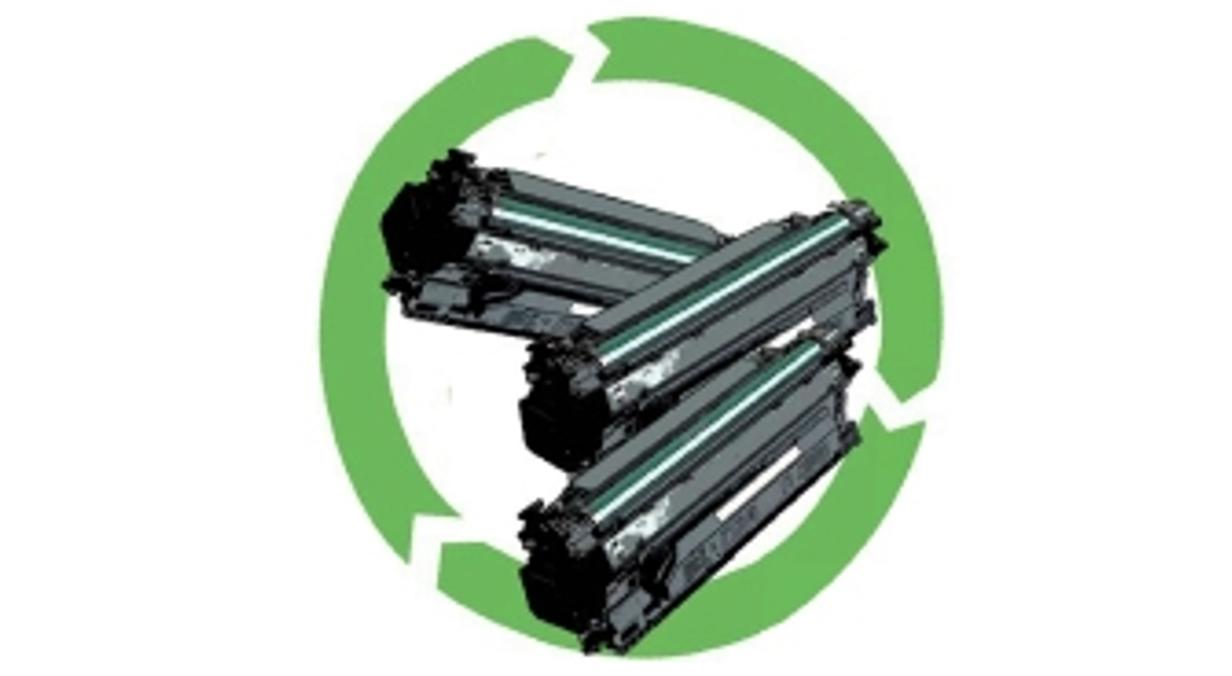 Où recycler les cartouches d'impression vides de votre entreprise ?