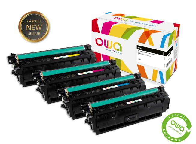 New OWA laser toner cartridge range - november 2019