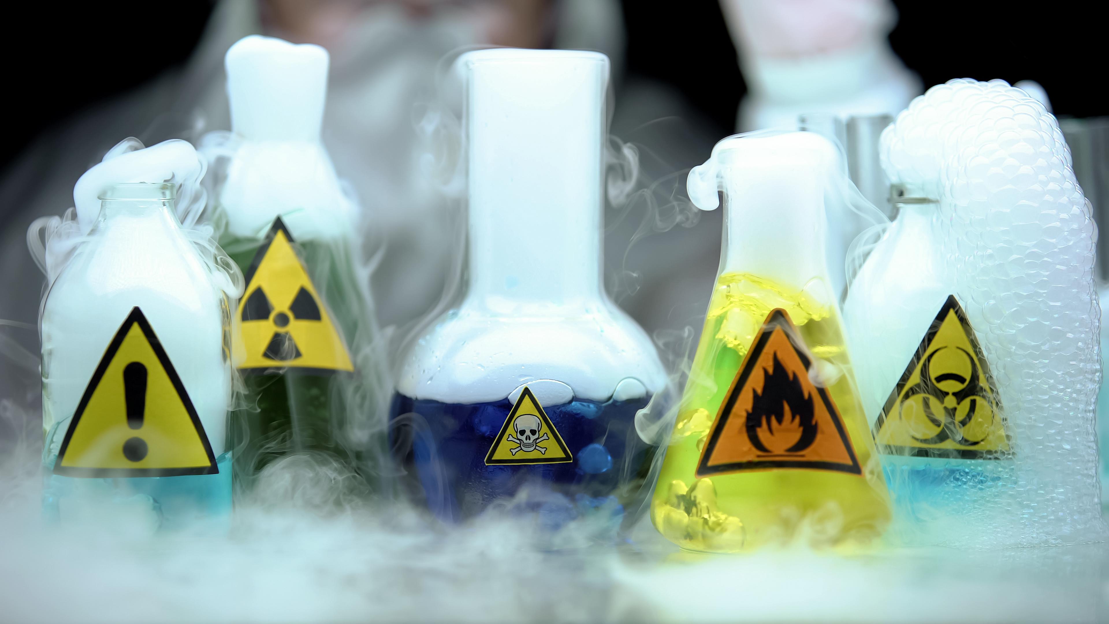 Gevaarlijke stoffen in new built klooncartridges