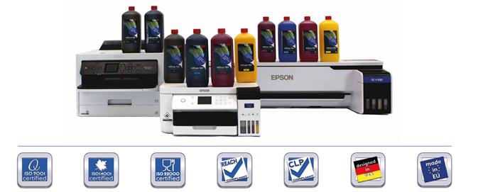 De l'encre en vrac pour les cartouches de bureau: la nouvelle offre d'ARMOR Print Solutions